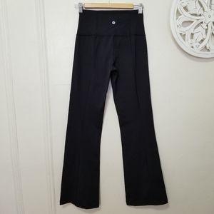 lululemon athletica Pants - Lululemon size 4 wide leg leggings